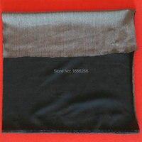 BLOCK EMF Silver Fabric Non Woven Process Of Stitch Weave