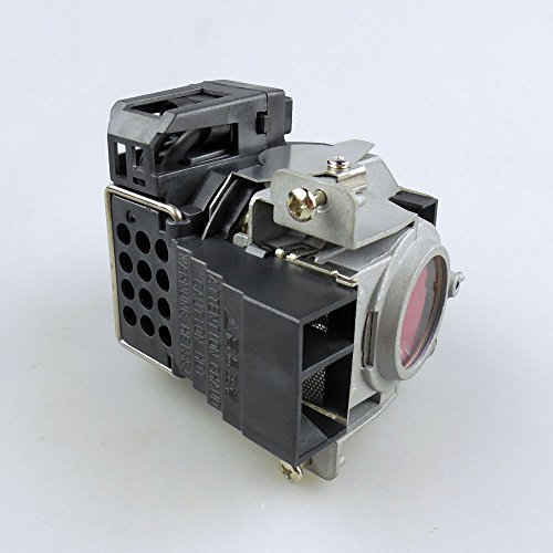 NP03LP / 50031756 Replacement Projector Lamp with Housing for NEC NP60 / NP60+ / NP60G mt70lp 50025482 replacement projector lamp with housing for nec mt1075 mt1075 mt1075g
