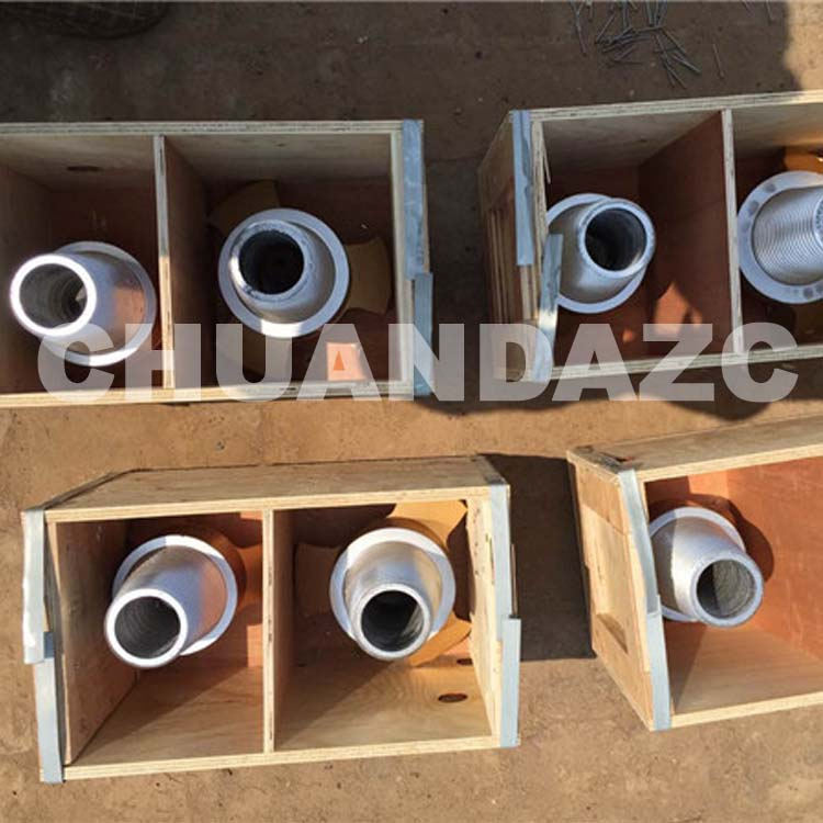 Low price 133mm 3 wings whole piece pdc drill bit for sandstone drilling with 1-4 water holes 98mm steel body pdc bit good price