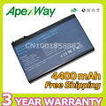 Apexway 4400 мАч 11.1 В BATBL50L4 BATBL50L6 Аккумулятор для Acer Aspire 3100 3690 5100 5110 5610 5630 5650 5680 9800 9810