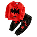 2017 Spring Autumn Kids Clothes Long Sleeves Children Sports Casual Girls Boys Spiderman Clothing Set Hooddies + Pants Suit