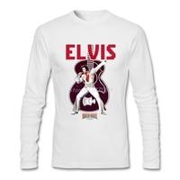 Elvis Presley Tees Shirt Hot Sale Online Long Sleeve Custom Premium T Shirts