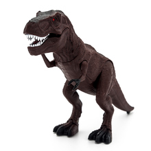 Remote Control Infrared Dinosaur Interactive RC Tyrannosaurus Electric Model RC Animal Pet Action Dinosaur Toys for Children