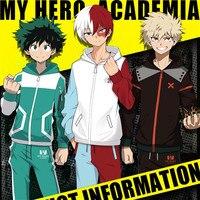 Boku no Hero Academia My Hero Academia Cosplay Costumes Midoriya Izuku Bakugou Katsuki Todoroki Hoodies Pants Jackets Coat Suit