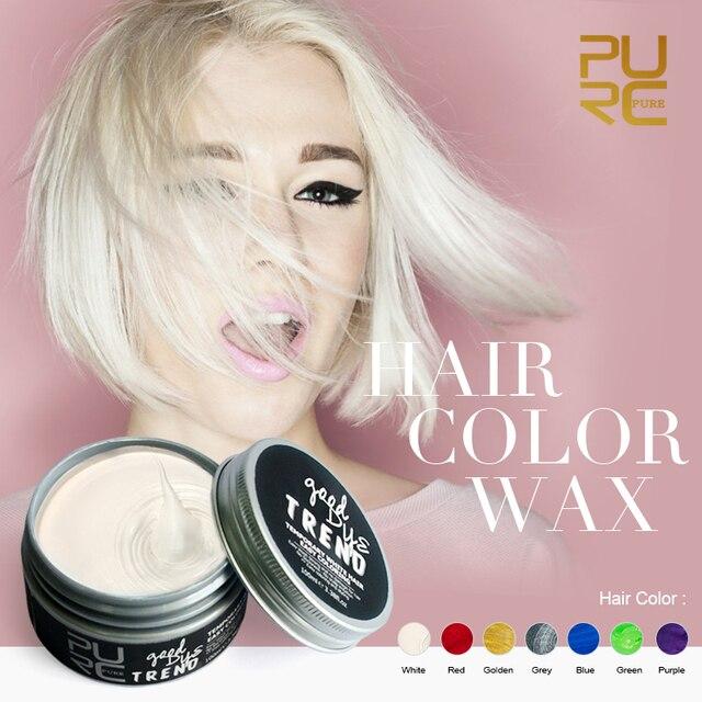 Purc Neue Produkte Gute Farbstoff Trend Weiß Farbe Eine Zeit Haar