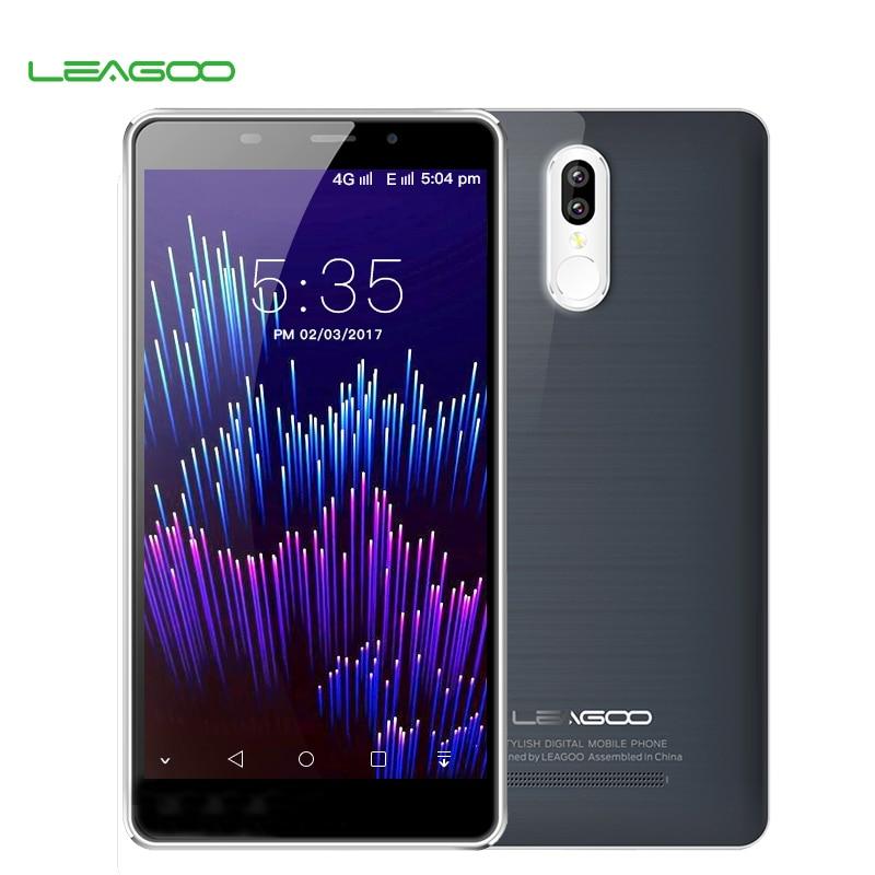 bilder für Leagoo M8 Pro 5,7 ''HD Android 6.0 MT6737 Quad Core Smartphone 2 GB RAM 16 GB ROM 4G Handy Dual Rückseite Kameras Mobile telefon