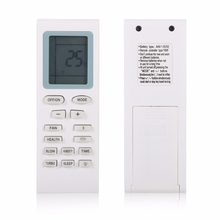 Air Conditioner Remote Control For Gree YBOF Controller High Quality For YB1FA YB1F2 YBOF2 Remote Control(China)