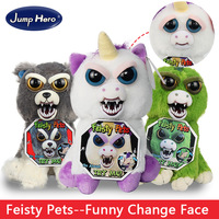 Original Feisty Pets By WMC Birthday Gifts For Children Gags Toys Joke Funny Geek Tricks Novelty