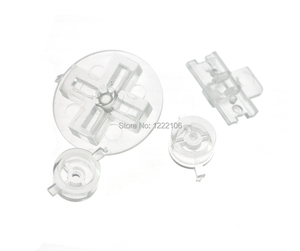 Image 5 - ChengChengDianWan Multi Color Buttons for Gameboy Classic GB Keypads for GBO DMG DIY for Gameboy A B buttons D pad 100sets/lot
