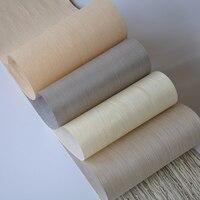 Engineered Ash Straight Line Wood Veneer