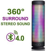 Original Music Angel Bluetooth Smart Speaker Full Spectrum TF card Support Dream Speaker in Fantasy Color Handsfree SpeakerPhone