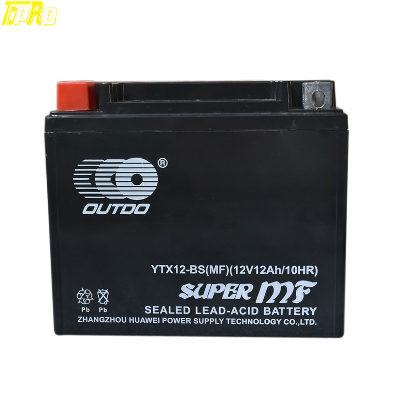 Yuasa Battery Fits Ytx12-Bs Yuasa Battery