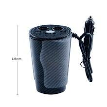 150 W di Potenza Inverter Portatile di Potere di Alimentazione 12 V a 110 V 220 V Inverter Auto 12 v 220 v inverter con il Caricatore USB Doppio