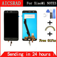 AICSRAD For Xiaomi Mi Note 3 LCD Display Touch Screen 5 5 FHD Test Good Digitizer
