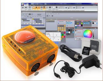Sunlite 2 Interface Usb Dmx 512 Controller Software