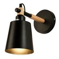 LED Wall Light Industrial Wall Lamp Retro Wall Sconce Vintage Wandlamp Nordic Mirror Light Home Vanity Light Bedside Bar E27