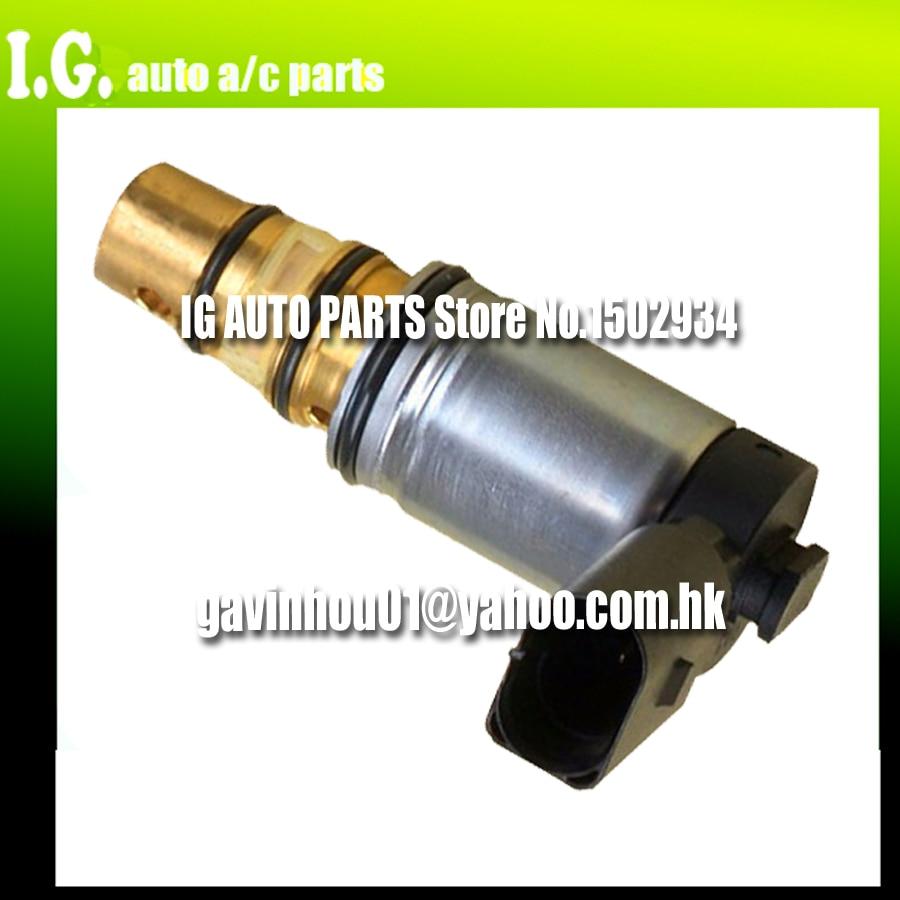 Alta calidad PXE16 auto AC compresor sanden Válvula de control para ...