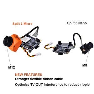 Image 2 - RunCam Split 3 Micro/ Nano/Nano Whoop FPV Camera 2MP1080P/60fps HD recording plus WDR NTSC/PAL Switchable