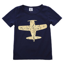Baby Boy Summer T Shirt  Kids Short Sleeve T-shirt Tops Toddler Boys Summer Clothes Top tee