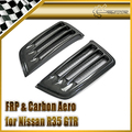 Car-styling For Nissan R35 GTR 2008-2016 CS Style Carbon Fiber Rear Bumper Duct In Stock