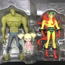 Collectibles The New Batman Adventures Killer Croc Model Toys Action Figures toy Kids Gifts batman the joker action figures 1 12 with real clothing mezco movable model toy