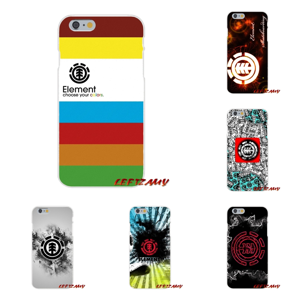 Love Element Logo Pattern Slim Silicone phone Case For Samsung Galaxy S3 S4 S5 MINI S6 S7 edge S8 S9 Plus Note 2 3 4 5 8 ...
