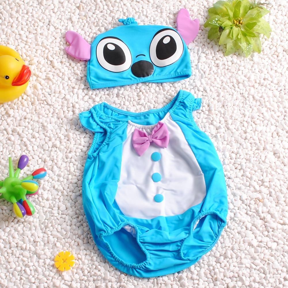 caprettibambinibambino punto di un pezzo neonatoinfantebambino swimwearcostume da bagnomaillot de baincostume da bagno co