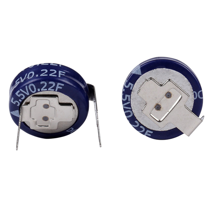 20 27day Delivery 2pcs Fala Capacitor 5 5v0 22f Button