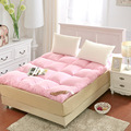 Thick velvet feather mattress breathable Soft warm and comfortable  queen full twin size mattress