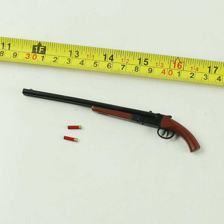 1/6 Scale Soldier Weapon Model Shotguns Model Can Not Launch For 12'' Soldier Action Figure