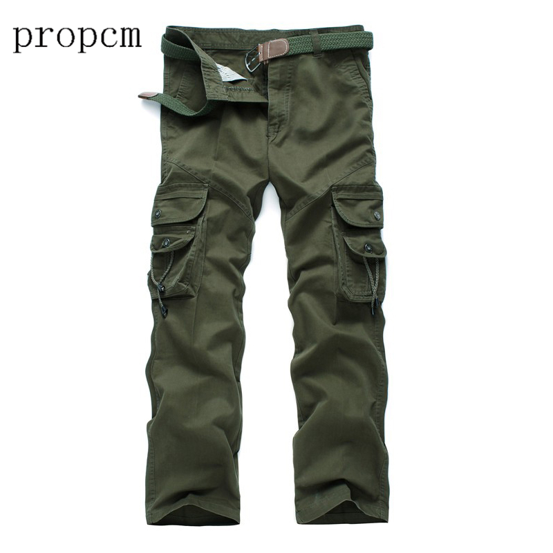 Online Get Cheap Elastic Waist Cargo Pants -Aliexpress.com ...