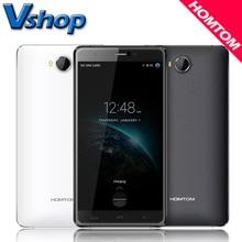 D'origine Homtom HT10 4G Mobile Téléphones Android 6.0 4 GB RAM 32 GB ROM Deca Core 1080 P 21.0MP Caméra Double SIM 5.5 pouce Cellulaire téléphone