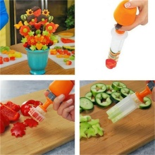 Practical Fruit Salad Carving Vegetable Fruit Arrangements Smoothie Cake Tools Kitchen Bar Cooking Accessories Supplies Products