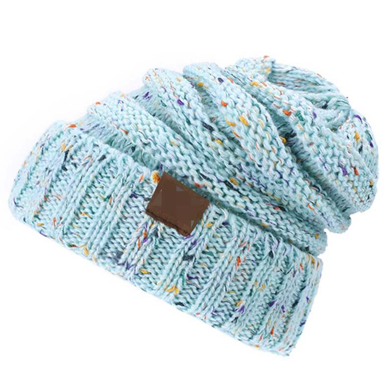 Winter Brand Female Ball Cap lady warm Winter Hat For Women Girl 'S Hat Knitted Beanies Cap Hat Thick Women'S Skullies Beanies(China)