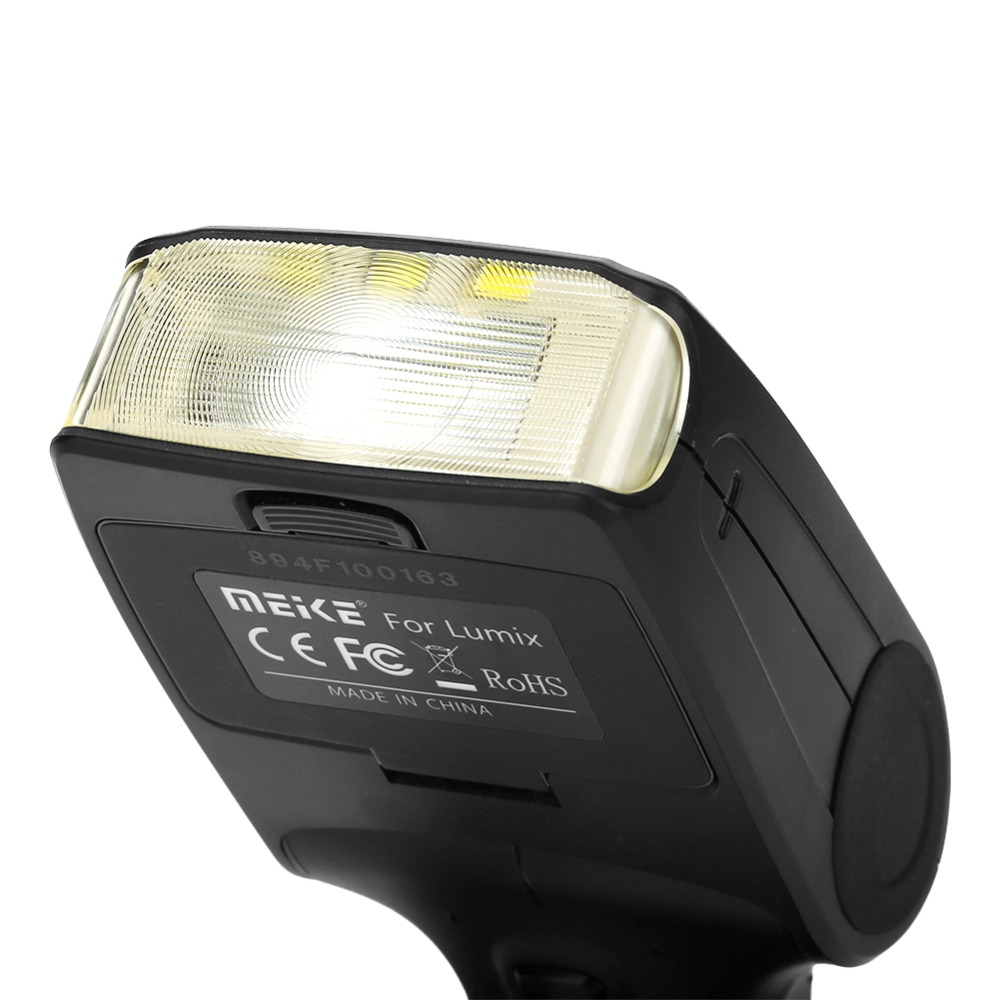 Professional Meike MK320-P Flash Speedlite for Panasonic Olympus DSLR Cameras Photography Accessory