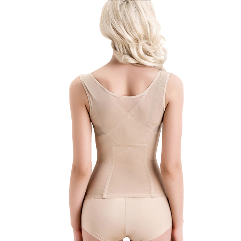 349eef72fef31 Waist Trainer Shape wear Girde Belly Tummy Control boned Corset Bodysuit  Shaping Vest corselet espartilhos underbust corset-in Bustiers   Corsets  from ...