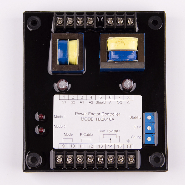 AVR HX2010A AC Parallel Power Factor Controller Regulator Saver Anti Overload correction Electric Generator Parts Accessories