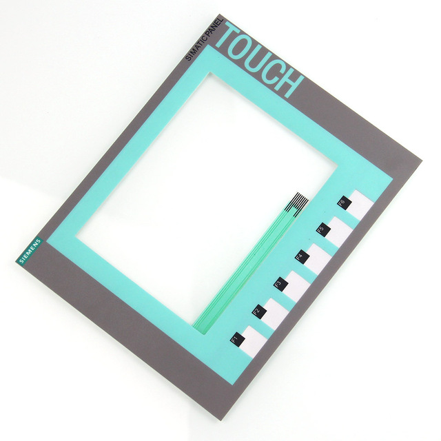New for KTP600 Protective Film  6AV6647-0AB11-3AX0 Membrane Keypad