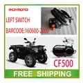 Cf500 izquierda interruptor multifunción cf moto 500cc atv utv accesorios envío gratis