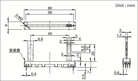 China potentiometer b50k Suppliers