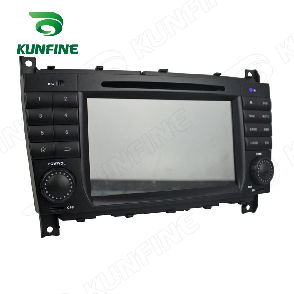 Car dvd GPS Navigation player for BENZ C-Class w203 C