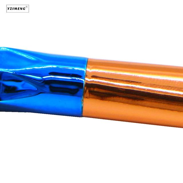 1Pc Pro Big Fan Make Up Brush Diamond Style Portable Slim Professional Makeup Brush Blush Powder Makeup Brushes Beauty Tools Kit
