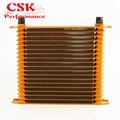 Универсальный Масляный радиатор для двигателя AN10 Trust 19 Row 10 6
