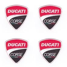 Fashion Classic Kain Bordir Stiker Pakaian Dekorasi DIY Ducati Racing Patch  Bordir Besi Menjahit Pada Lencana e94e1f2f0a