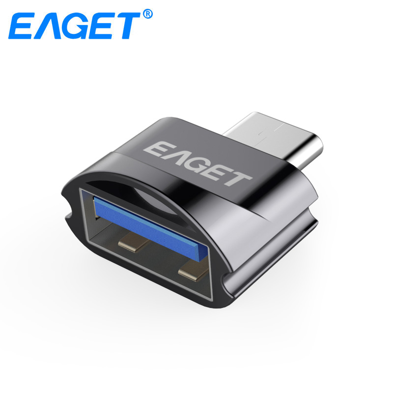 Eaget EZ02-T OTG Type C Adapter Type-C To USB 2.0 Cable Adapter Converter For Samsung S8 Huawei Mate9 Phone To Usb Stick Adapter