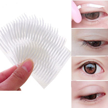 Moodcom 30 Pairs Invisible Double Eyelid Tape Stickers Patch Charm Eye Tape Eyelid Trial Eyes Makeup Cosmetics Tool Beauty Tools
