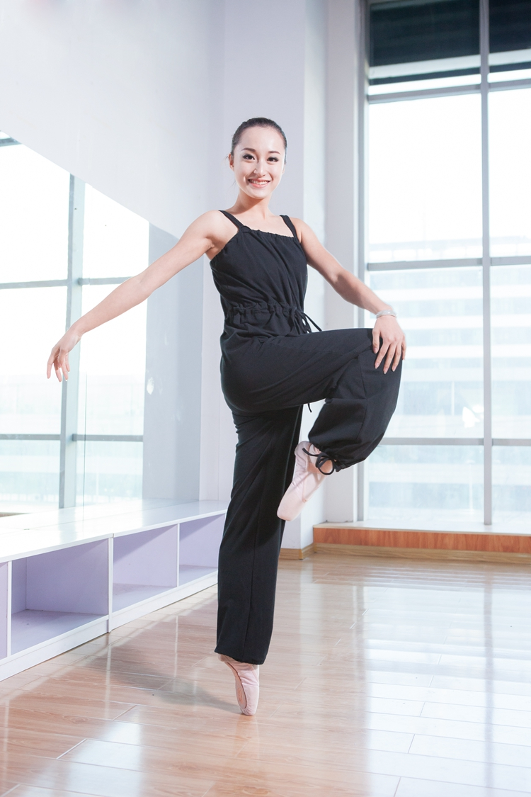 f78499b9ab39 Стадии и танцевальная одежда Adult Ballet Dance Leotards For Women Black  Gymnastics Leotard Unitard Girls Ballet jumpsuit Clothes BodysuitCS0041