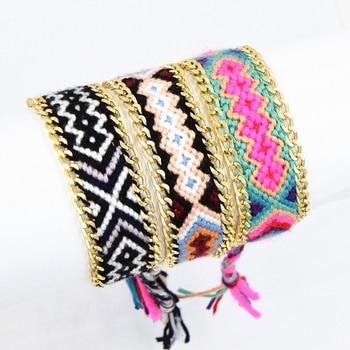 Bracelet Mexicain Porte Bonheur