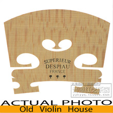Genuine Despiau Superieur Violin Bridge ,For 4/4 Violin, 3 Tree/Three Tree, Made in France.