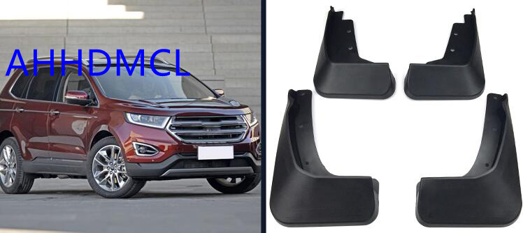 Ahhdmcl Car Mudguards Fender Mud Flaps For Ford Edge    In Mudguards From Automobiles Motorcycles On Aliexpress Com